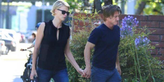 Sean Penn e Charlize Theron: