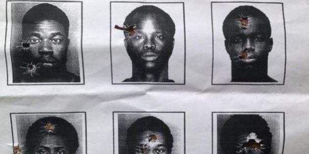La polizia di Miami si esercita sparando alle foto dei neri. Nuova polemica sulle forze dell'ordine americane