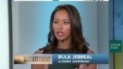 Lo sfogo di Rula Jebreal in diretta sul suo canale: