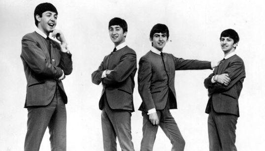 Gli scatti rubati ai Beatles in mostra a