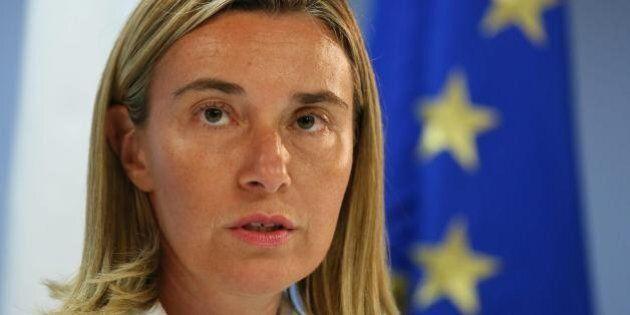 Federica Mogherini, volo MH17: