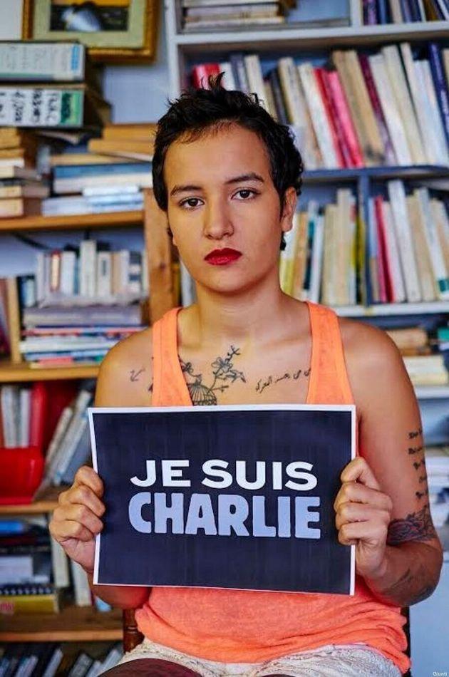 Amina Sboui:
