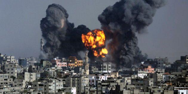Gaza Israele, la guerra continua. Kerry telefona a Netanyahu:
