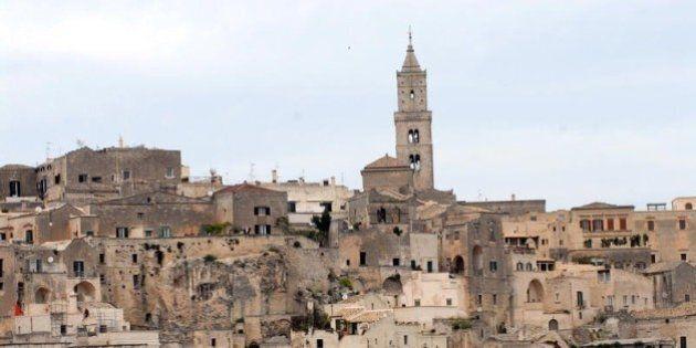 Matera città europea della cultura
