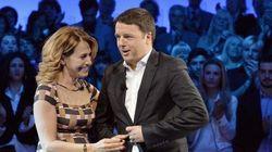 Matteo Renzi da Barbara D'Urso per spiegare la