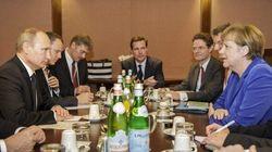 Al vertice Asem di Milano è guerra fredda Merkel-Putin. Ma Renzi è ottimista: