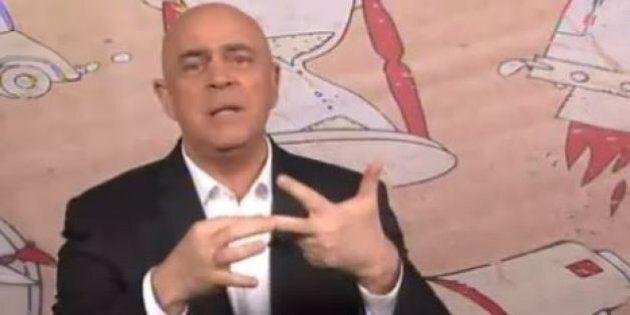 Maurizio Crozza: