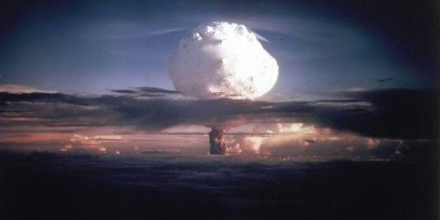Scendere in campo contro le armi nucleari così come si fa per il cambiamento