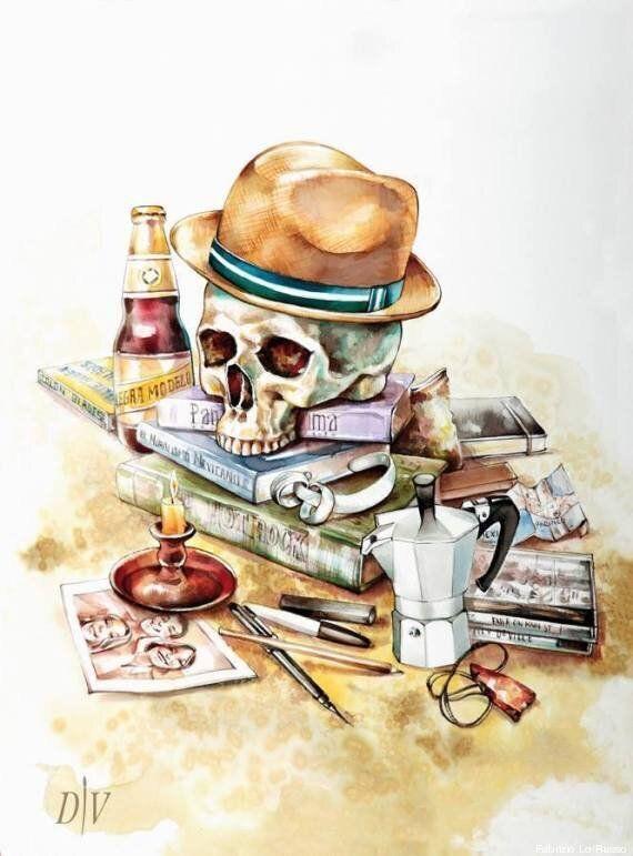 Pan del Alma: Vita della Muerte in