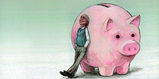 Mario Cartasegna, pensionato che guadagna più di Obama:
