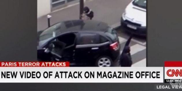 Charlie Hebdo, tutta la freddezza dei fratelli Kouachi in questo nuovo video della