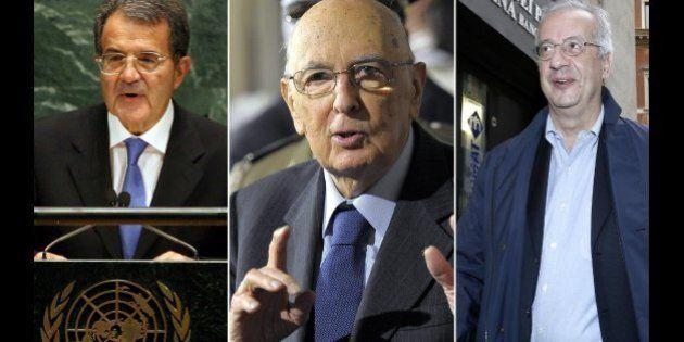 Giorgio Napolitano dimissioni, il valzer dei nomi entra nel vivo. Salgono le quotazioni di Walter Veltroni...
