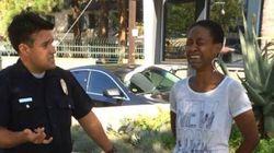 Danièle Watts accusata di atti osceni in luogo