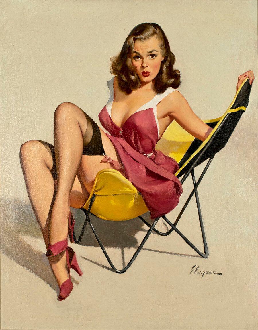 La vera storia delle Pin Up: in mostra la più grande collezione di icone sexy americane