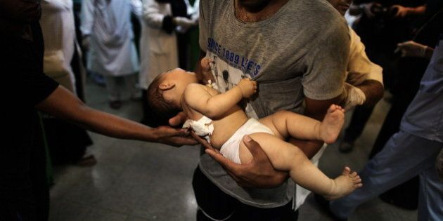 Gaza, Papa Francesco: