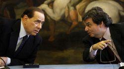 Berlusconi mette in riga Brunetta dopo l'attacco a Renzi: