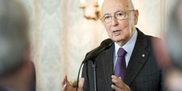Corte Costituzionale, Giorgio Napolitano nomina Daria De Pretis e Nicolò Zanon e avverte le Camere:
