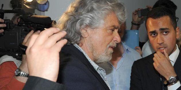 Beppe Grillo a Roma per ridimensionare Di Maio sulla legge elettorale. E sulle