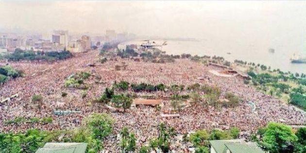 Papa Francesco, 6 milioni di fedeli a Manila: