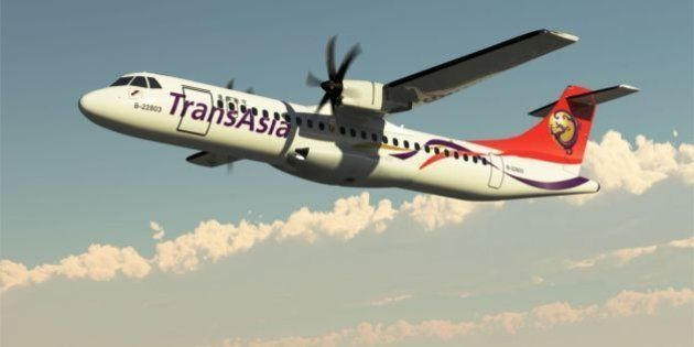 Transasia, aereo si schianta a Taiwan: morti i