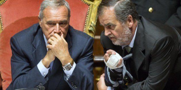 Riforme, al via le votazioni sul ddl Boschi in aula al Senato: votati solo tre emendamenti. Giorgio Napolitano:...