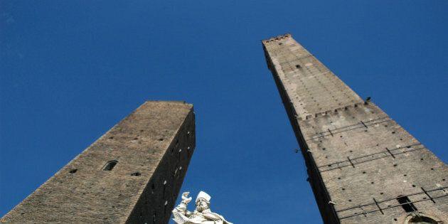 Bologna, custode Torre Asinelli