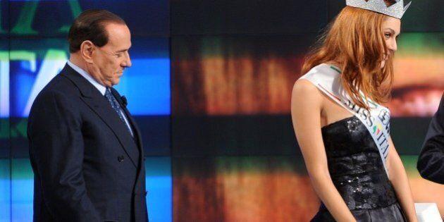 Miriam Leone, protagonista di 1992, l'ex Miss Italia che Silvio Berlusconi imbarazzò negli studi di Porta...