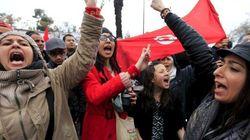 La Tunisia non ha paura. E scende in