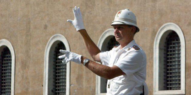 Abruzzo: Celano i vigili in servizio con le Hogan:
