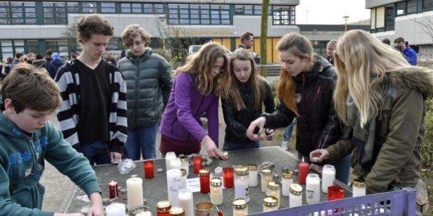 Gli studenti morti sull'Airbus A320 della Germanwings erano stati sorteggiati per lo scambio linguistico...