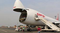 Record di aiuti in volo, un parametro delle crisi