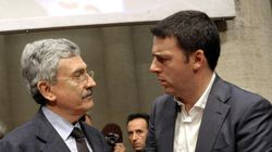 Ue, Renzi e D'Alema, battaglia comune con Juncker. Mogherini a