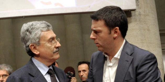Ue, Matteo Renzi e Massimo D'Alema, battaglia comune con Juncker. Mogherini a