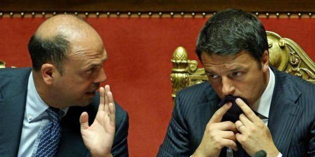 Bonus bebé, unioni Gay e soprattutto il caso Calabria: grande gelo Matteo Renzi - Angelino