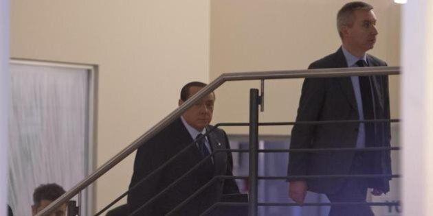 Il Patto del Nazareno tra Matteo Renzi e Silvio Berlusconi