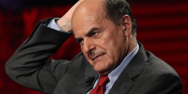Pd, tra Matteo Renzi e Sergio Cofferati c'è Pier Luigi Bersani: