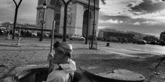 Ici-Bas, le fogne di Parigi: il viaggio nel cuore e nelle viscere della città degli innamorati in mostra...