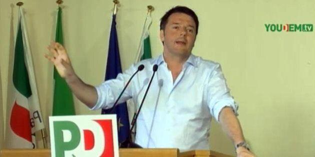 Matteo Renzi prepara la controffensiva culturale a Landini, partendo dall'Unità: