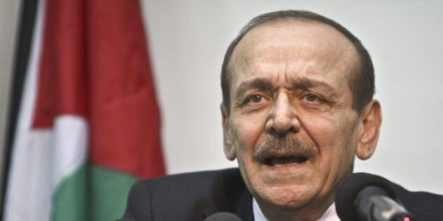 Riconoscimento Stato palestina, Yasser Abed Rabbo, segretario dell'Olp: