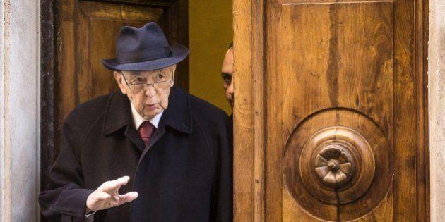 Giorgio Napolitano senatore a vita scansa il Pd: al Senato si iscrive al gruppo Autonomie. E non vota