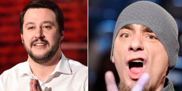 Matteo Salvini Vs J-Ax su Vanessa e Greta: