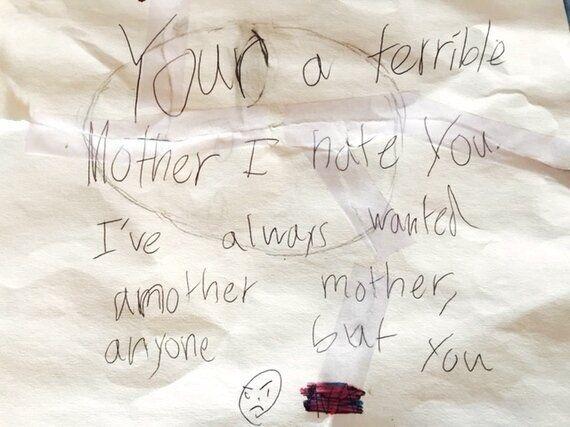 Il giorno in cui a nove anni mia figlia mi ha detto che ero una madre