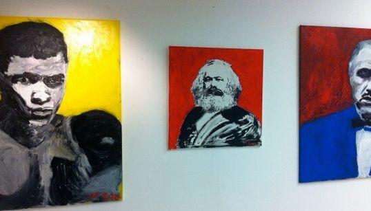 L'arte in mostra per sconfiggere il