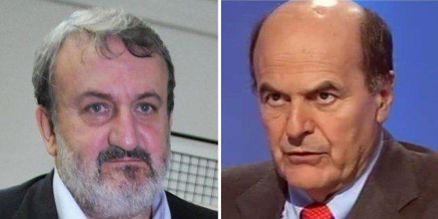 Michele Emiliano Vs Pier Luigi Bersani:
