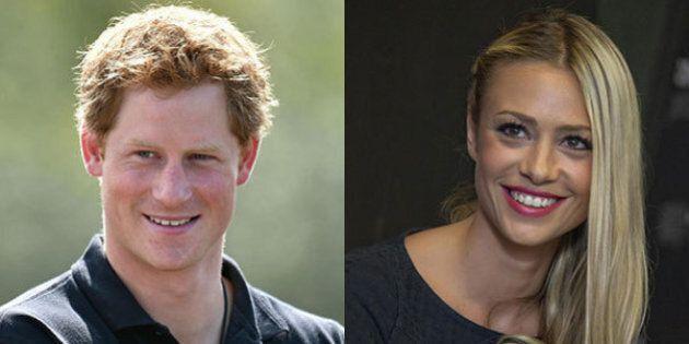 Harry d'Inghilterra innamorato di Martina Stella? Voci di una liaison fra il principe e l'attrice