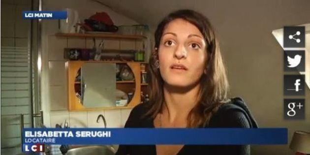 Studentessa picchiata e sfrattata a Parigi dal proprietario di casa. Gli aveva chiesto una ricevuta dell'affitto