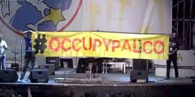 Blog Beppe Grillo: espulsi gli attivisti di Occupypalco. Loro rispondono: