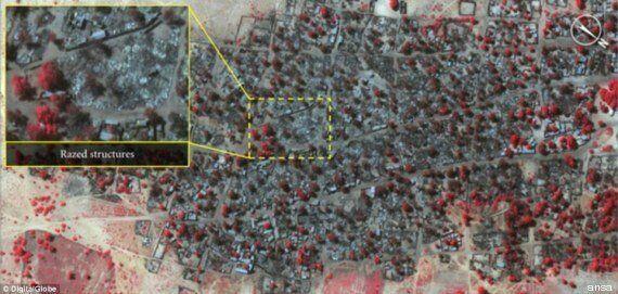 Boko Haram, donna uccisa durante il parto. Amnesty diffonde immagini satellitari prima e dopo l'attacco