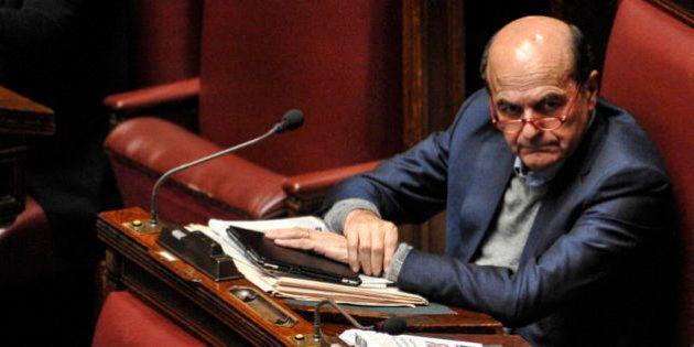 Italicum, Pierluigi Bersani