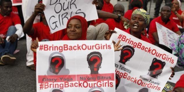 Il mondo non dimenticherà quelle ragazze. Non per un giorno. Non per altri 100